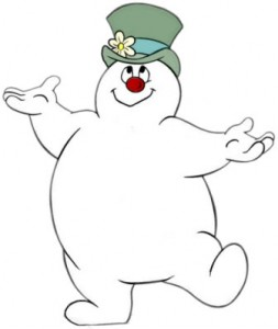 pic of frosty
